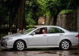 Transfer from Kyiv to Lviv via Tunnel of Love by Private Car, Kiev, UCRANIA