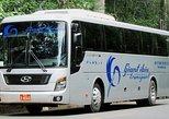 Sleeping bus from Sihanoukville to Siem Reap. Sihanoukville, Cambodia