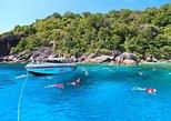 Similan Islands Snorkel Tour by Fantastic Similan Travel from Khao Lak, Khao Lak, TAILANDIA