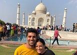 Same Day Taj mahal Tour By Car and Driver, Agra, Índia