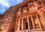 Tour privado en Petra y Castillo Shobak desde Amán. Aman, JORDANIA