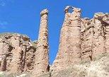 Private Hiking Tour: Binggou Danxia and Zhangye Danxia Geopark from Zhangye, Zhangye, CHINA