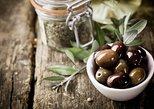 Tasting of extra virgin olive oil, Alberobello y Locorotondo, ITALIA