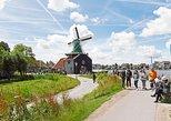 Excursión de día completo a Keukenhof y Zaanse Schans desde Ámsterdam incl. crucero gratuito por los canales,