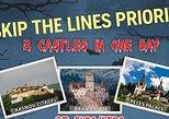 Excursión de un día por 3 CASTILLOS desde Brasov. Brasov, RUMANIA