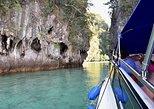 Krabi: Excursão Hopping da ilha de Phang Nga Bay com almoço buffet. Krabi, Tailândia