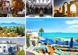 Excursão particular de Tunes para Cartago, Sidi Bou Said e o Museu do Bardo. Tunez, Tunísia