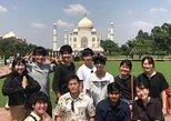 Viagem diurna particular ao Taj Mahal e Forte de Agra de trem saindo de Délhi. Nueva Delhi, Índia