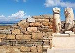 Visita a Delos desde Miconos: Terraza de los Leones, Casa de Dionisio. Miconos, GRECIA