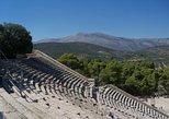 Viagem de um dia por Micenas e Epidauro, saindo de Atenas. Atenas, Grécia