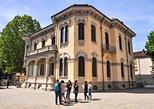 Tour pelos edifícios Art Nouveau de Turim. Turim, Itália
