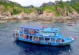 Snorkel Tour to Koh Nangyuan and the hidden bays of Koh Tao onboard the Oxygen. Ko Tao, Thailand