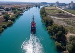 Manavgat River Cruise with Grand Bazaar and Lunch from Side, Side, TURQUIA