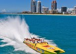 Miami Speedboat Tour with Star Island, South Beach Views,