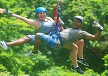 Mega Excursion Zipline, Sloths & Monkeys, Chocolate Factory, Beach & Shuttle, Roatan, HONDURAS