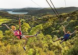 Auckland Shore Excursion: Waiheke Island Tour with Ziplining. Isla Waiheke, New Zealand