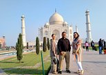 Escapada de 1 día a Agra desde Delhi en coche con almuerzo de 5 estrellas. Nueva Delhi, INDIA