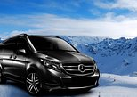 Airport Chambery - private VIP transfer to Les Deux Alpeson Mercedes V-class, Chamonix, FRANCIA