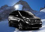 Airport Chambery - private VIP transfer to Tignes on Mercedes V-class, Chambery, FRANCIA