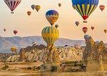 Excursión de 2 días, 1 noche, por Capadocia desde en avión con paseo en globo opcional. Estambul, TURQUIA