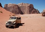Wadi Rum Jeep Tour & Overnight, Aqaba, Jordan