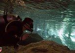 3 Cenote Dives - Casa & Dos Ojos, Tulum, Mexico