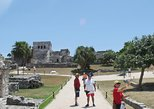 Private Tour: 2 Mayan cities in one day, Tulum and Coba. Tulum, Mexico