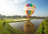 Hot Air Balloon Experience with Meals at Ubud. Seminyak, Indonesia