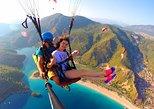 Adrasan Paragliding From Kemer. Kemer, Turkey