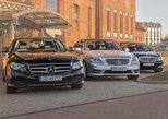 Gdansk Airport Transfers : Gdansk Airport GDN to Hel in Luxury Car, Gdansk, Poland
