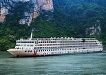 Yangtze River Cruise from Chongqing to Yichang Downstream in 4 Days 3 Nights. Chongqing, CHINA