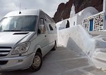 Private Minibus Transfer 4-15 people - Santorini Airport, Port & Hotel, Santorini, Greece