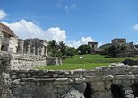 Tulum Ruins and Swimming With Turtles Day Tour,