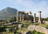 Private Biblical Tour of Ancient Corinth & Isthmus Canal from Athens & Corinth. Corinto, Greece
