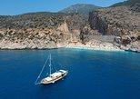 Private Boat Tour to Kaputas Beach and Blue Cave, Kas, TURQUIA