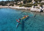 Sea Kayaking Over the Sunken City of Kekova Sound, Turkey, Kas, TURQUIA