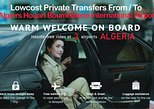 Algiers International Airport Private Arrival or Departure Transfer to Algiers, Argel, ARGELIA