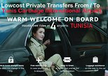 Tunis Carthage airport standard car transfer to Hammamet, Hammamet, TUNEZ