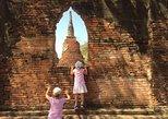 Recorrido privado: escapada de un día a Ayutthaya desde Bangkok. Bangkok, TAILANDIA