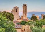 San Gimignano, Chianti, and Montalcino Day Trip from Siena. Siena, ITALY