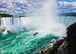 Niagara Falls Canada with Boat Ride or Behind the Falls Tour. Cataratas del Niagara, CANADA