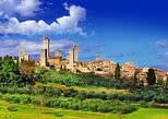 Pisa a Siena, San Gimignano Tour en grupo pequeño y degustación de vinos. Pisa, ITALIA