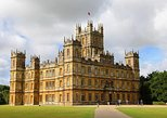 Transfer from Southampton to London via Highclere Castle and Downton Abbey. Southampton, ENGLAND