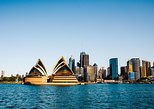 Sydney City Tour, Harbour Lunch Cruise, Blue Mountains 2-Day. Sidney, AUSTRALIA
