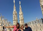 Milan Duomo Cathedral Rooftop Tour including La Scala Opera House and Baptistery, Milan, ITALIA