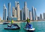 Jet Ski Tour of Dubai: Burj Al Arab, Dubai Marina, Atlantis, Palm & Burj Khalifa,