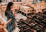 Paseo histórico y cultural en la medina de Fez. Fez, MARRUECOS