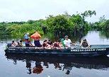 Macuxi Tour - Tour na Selva - Floresta Amazónica 2 dias / 1 noite,