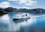 InterIslander Ferry - Picton to Wellington. Picton, New Zealand