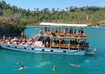 Excursion to Green Lake by Cabrio Bus - 1 Hour Boat Trip Included, Side, TURQUIA